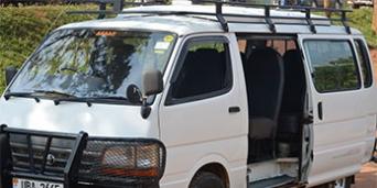 4x4 Safari Van