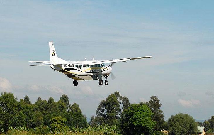4 days Kidepo flying