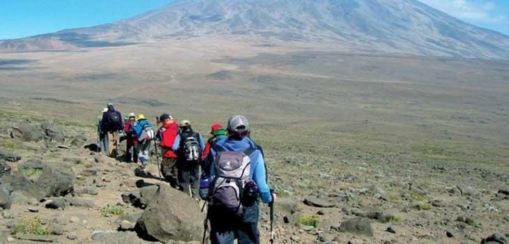 7 Days Kilimanjaro Rongai