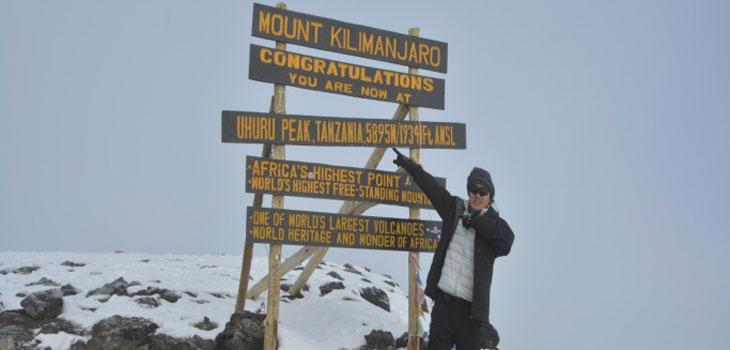 7 Days Kilimanjaro Machame
