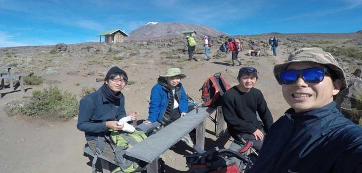 8 Days Kilimanjaro Rongai