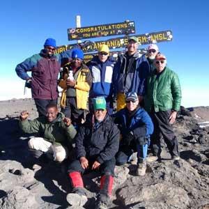 Barafu Camp uhuru peak