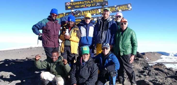 7 Days Kilimanjaro Lemosho