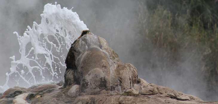Sempaya Hot spring