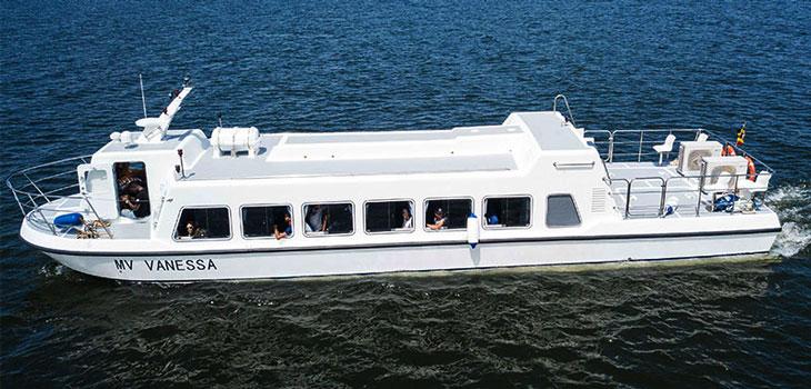 Lake Victoria Boat Cruise
