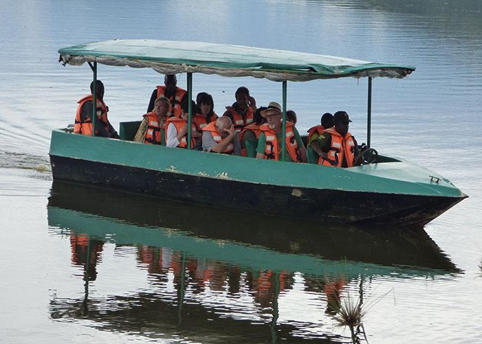 Lake Mburo Boat cruise